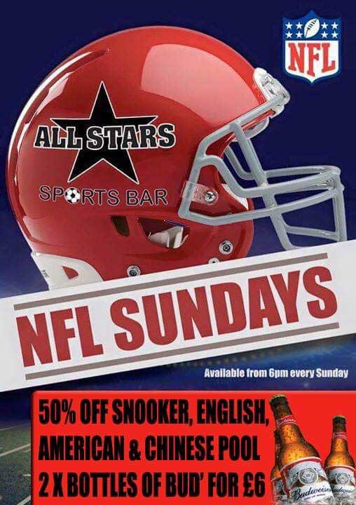 Allstars Sports Bars